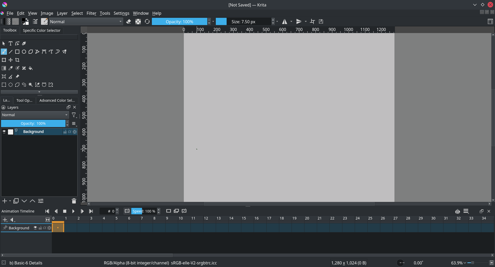 Animation with Krita — Krita Manual version 4 2 0